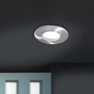 LED Einbaustrahler, Aluminium, dimmbar, 8,3 cm
