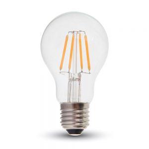 LED Filament Leuchtmittel E27 4 Watt 400 Lumen