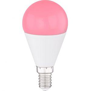 LED Lampe 4,5W, E14, Smart Home, dimmbar, steuerbar, Fernbedienung