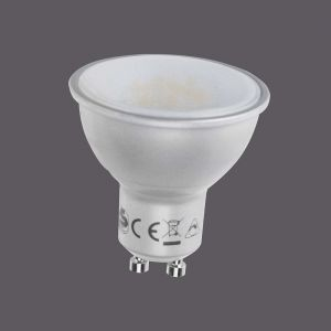 LED Leuchtmittel GU10 5,5W 230V, 375lm, dimmbar