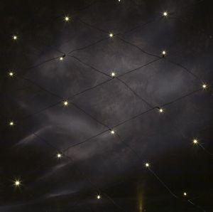 LED Lichternetz für Innen und Außen, 120 Micro LED, 250cm x 150cm