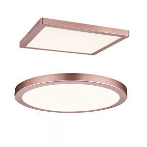 LED Panel Deckenleuchte Atria in rund oder eckig