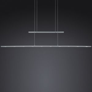 LED Pendelleuchte Blade 140cm Aluminium