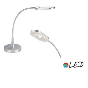 LED Schreibtischleuchte mit flexibel schwenkbarem Flexarm