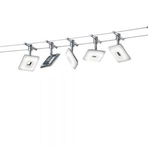 LED Seilsystem Pontius komplett