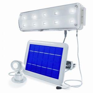 LED Solar LED-Lichtsystem mit Bewegungsmelder