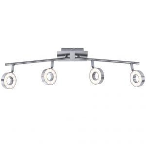 LED Strahlerbalken Lukas  4fl. schwenkbar