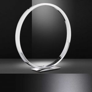 LED Tischlampe Soul Chrom
