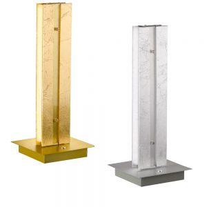 LED Tischleuchte Arlon Goldfarbig oder Silber