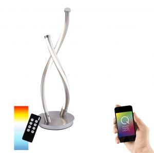 LED Tischleuchte Q®-Malina, Smart Home ZigBee kompatibel