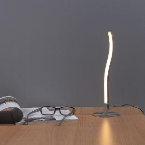 LED Tischleuchte, Schreibtischleuchte, Schnurschalter