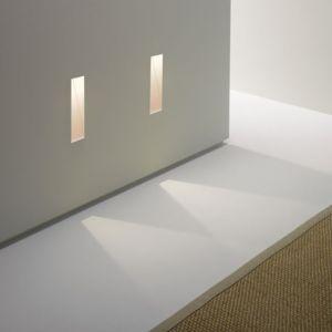 LED Wandeinbauleuchte Borgo, warmweiß, modern, in 2 Größen