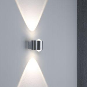 LHG LED Wandleuchte aus Aluminium IP44