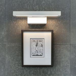 LED Wandleuchte Smal aus Holz