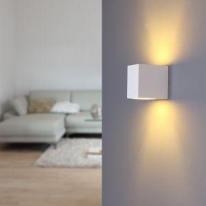 LHG LED Wandleuchte - eckig