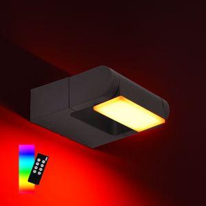 LED Wandleuchte, Smart Home, Q®, ZigBee kompatibel, weiß o. anthrazit