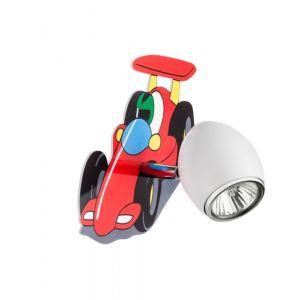 LED Wandstrahler Car , inkl. 4,5W LED  Kinderzimmer