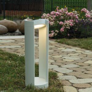 LED Wegeleuchte Lilli, schwenkbarer Lichtaustritt