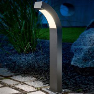LED Wegeleuchte, anthrazit, modern, Höhe 60 cm 60,00 cm