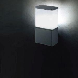 LED-Außenwandleuchte Luka S - Alu-Druckguss
