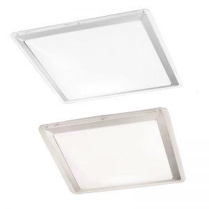 LED-Badezimmerleuchte, Deckenpanel 33x33cm o. 43x43cm
