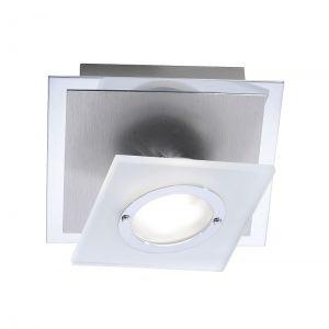 LED-Deckenleuchte in Aluminium, LED 3,3Watt