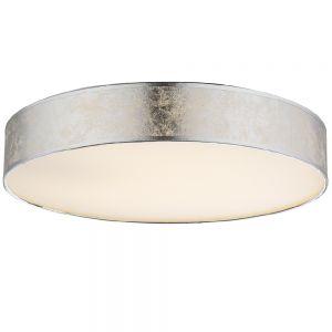 LED-Deckenleuchte Amy silber metallic, Ø 40 cm 1x 24 Watt, 10,50 cm, 40,00 cm