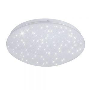 LED-Deckenleuchte Bling Star Cover 18W Ø 29cm 1x 18 Watt, 26,00 cm