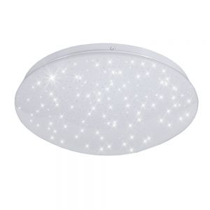 24 W LED-Deckenleuchte Bling Star Cover Ø 33cm 1x 24 Watt, 33,00 cm