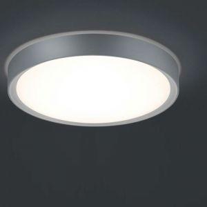 LED-Deckenleuchte Clarimo - Titanfarbig titan