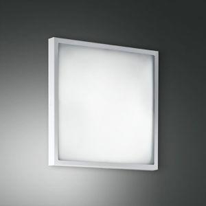 LED-Deckenleuchte 30 x 30 cm, LED neutralweiß, Weiß weiß