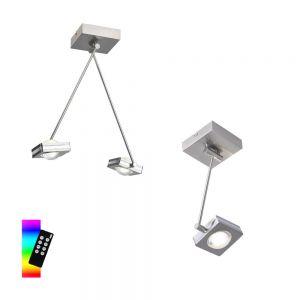LED-Deckenleuchte Q®-Fisheye, 2 Ausführungen ZigBee kompatibel