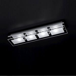 LED-Deckenleuchte,Chiron  in Chrom