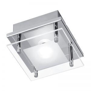 LED-Deckenleuchte, inklusive 3,3Watt LED-XMO Modul, Lichtfarbe 3000°K, in Chrom