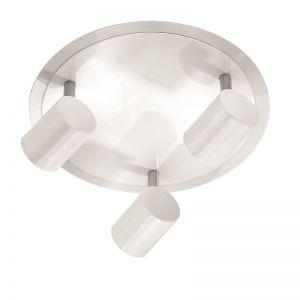 LED-Deckenstrahler 3-flammig, weiß, drehbar