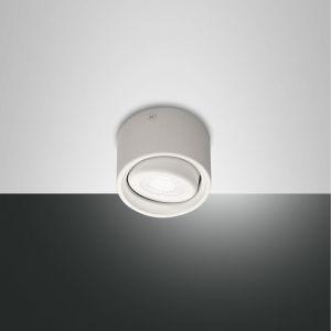 LED-Deckenstrahler Anzio Spot in weiß weiß