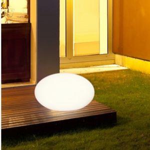 LED-Dekoleuchte Outdoor & Indoor RGB-Farbwechsel mit Kabel