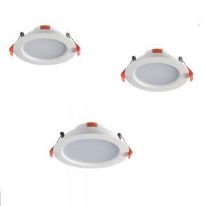 LED-Downlight weiß Ø und Leistung wählbar