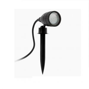 LED-Erdspießstrahler, schwenkbar, schwarz, 1-flammig