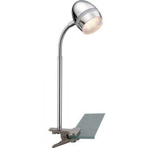 LED-Klemmleuchte Manjola, Flexarm