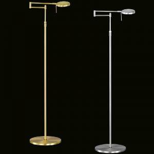 LED-Leselampe - dimmbar, höhenverstellbar und schwenkbar
