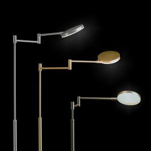 LED-Leseleuchte Plano B, höhenverstellbar, Tastdimmer