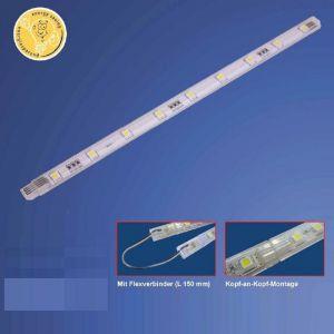 LED-Lichtleiste, 25 cm, erweiterbar, nicht dimmbar, 2 Ausführungen