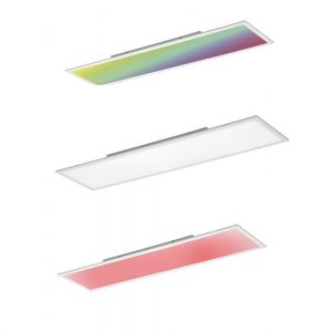 LED-Panel Deckenleuchte, 33W, 120x30cm 1x 33 Watt, 120,00 cm, 30,00 cm
