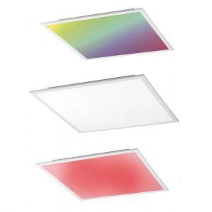 LED-Panel Deckenleuchte, 23 W, 45x45cm 1x 23 Watt, 45,00 cm, 45,00 cm