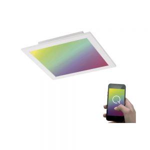 LED-Panel Q-Flag 55W, Smart Home Zig Bee, RGBW, Fernbedienung, 30 x 30cm