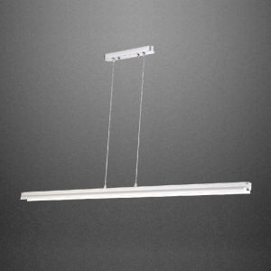 LED-Pendelleuchte mit satiniertem Acrylglas