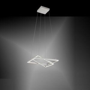 LED-Pendelleuchte schwenkbar, LED 1x10W + 1x20W
