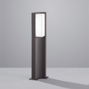 LED-Pollerleuchte Suez 60 cm, in Anthrazit