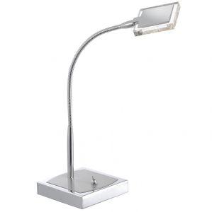 LED-Schreibtischleuchte Daan mit Schalter